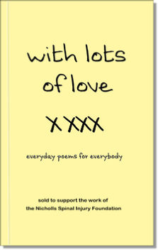 With Lots Of Love - Charity Book - Spinal Injury